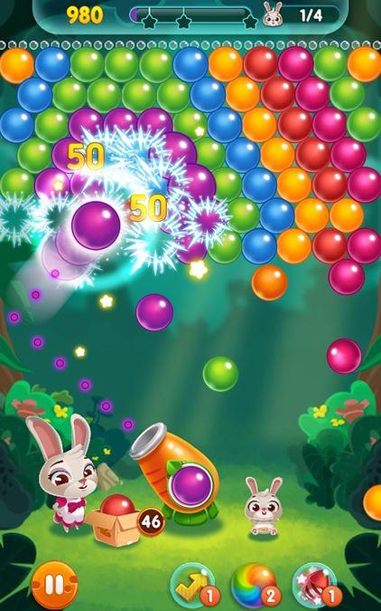 Скачать Bunny Pop на Андроид screen 3