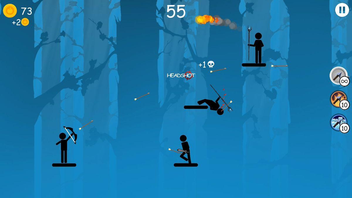 Скачать Лучники 2 на Андроид screen 4