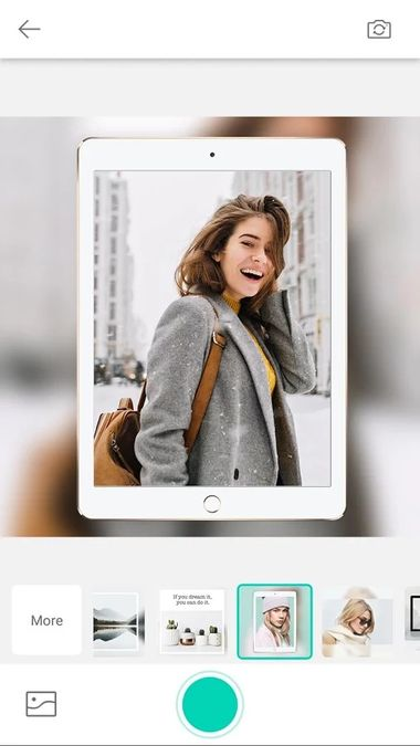 Скачать PIP Camera на Андроид screen 4