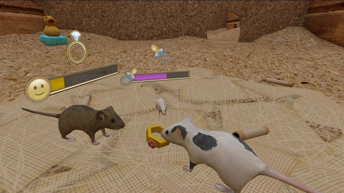 Скачать Симулятор Мыши на Андроид screen 4
