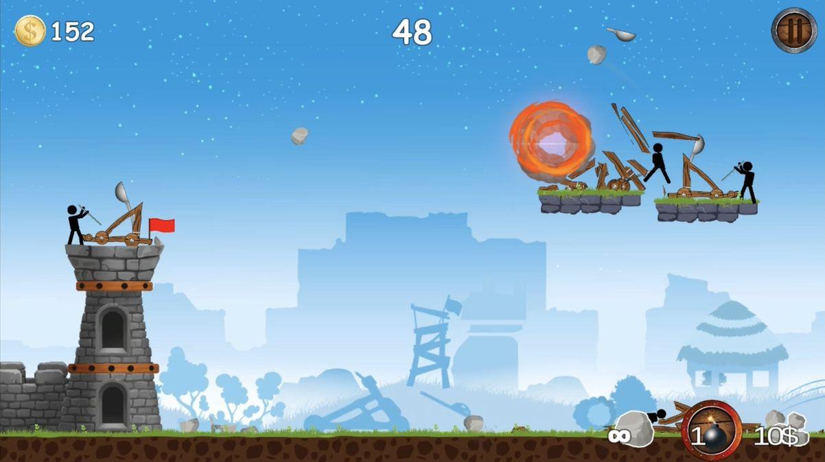 Скачать The Catapult на Андроид screen 4