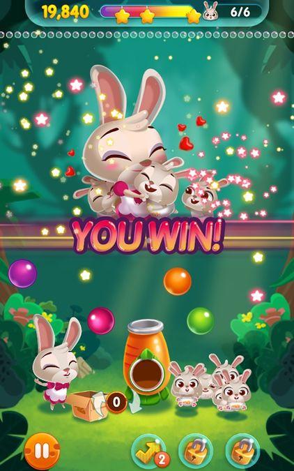 Скачать Bunny Pop на Андроид screen 4