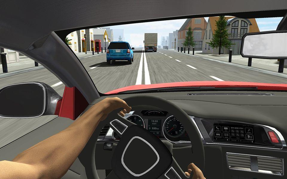 Скачать Racing in Car на Андроид — Последняя версия screen 4