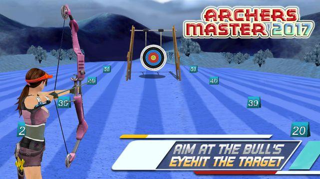 Скачать Archers master 2017 на Андроид screen 3