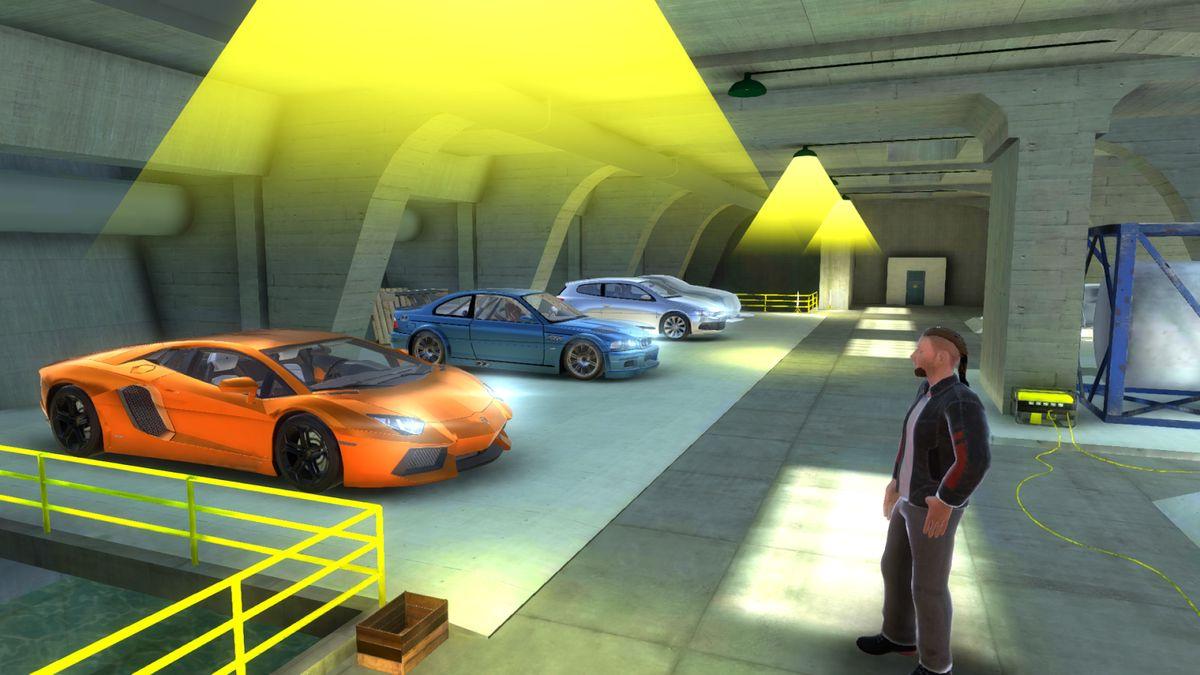 Скачать Aventador Drift Simulator на Андроид screen 4