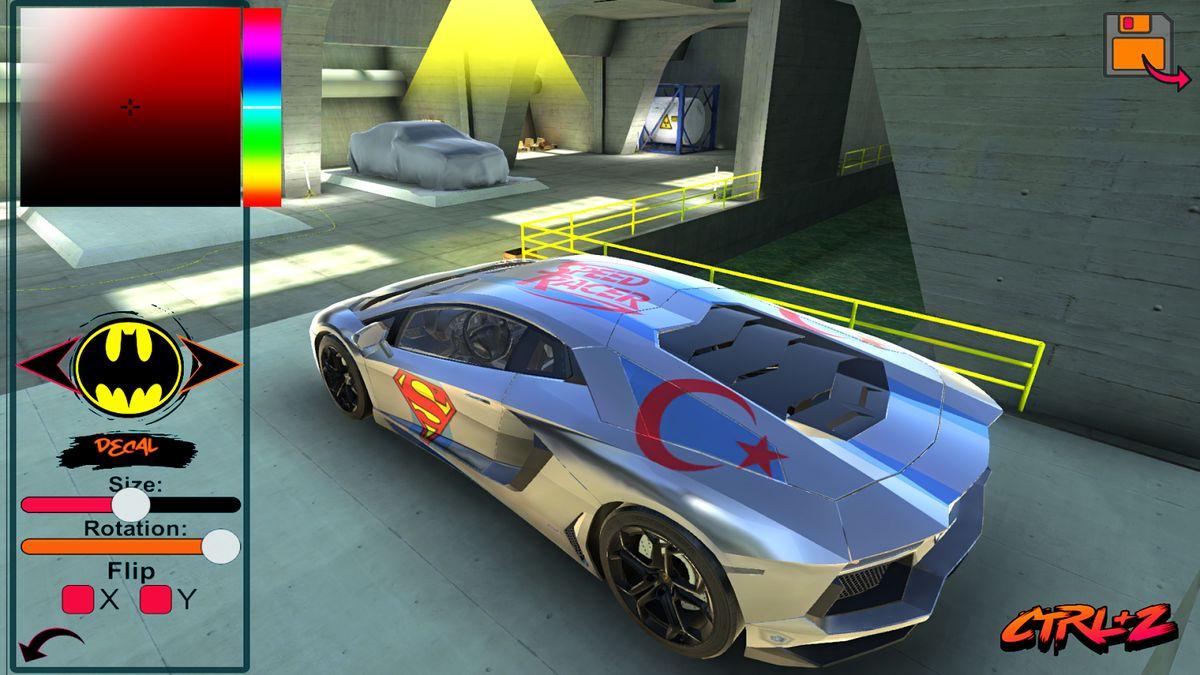 Скачать Aventador Drift Simulator на Андроид screen 3