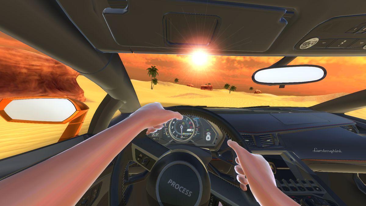 Скачать Aventador Drift Simulator на Андроид screen 1