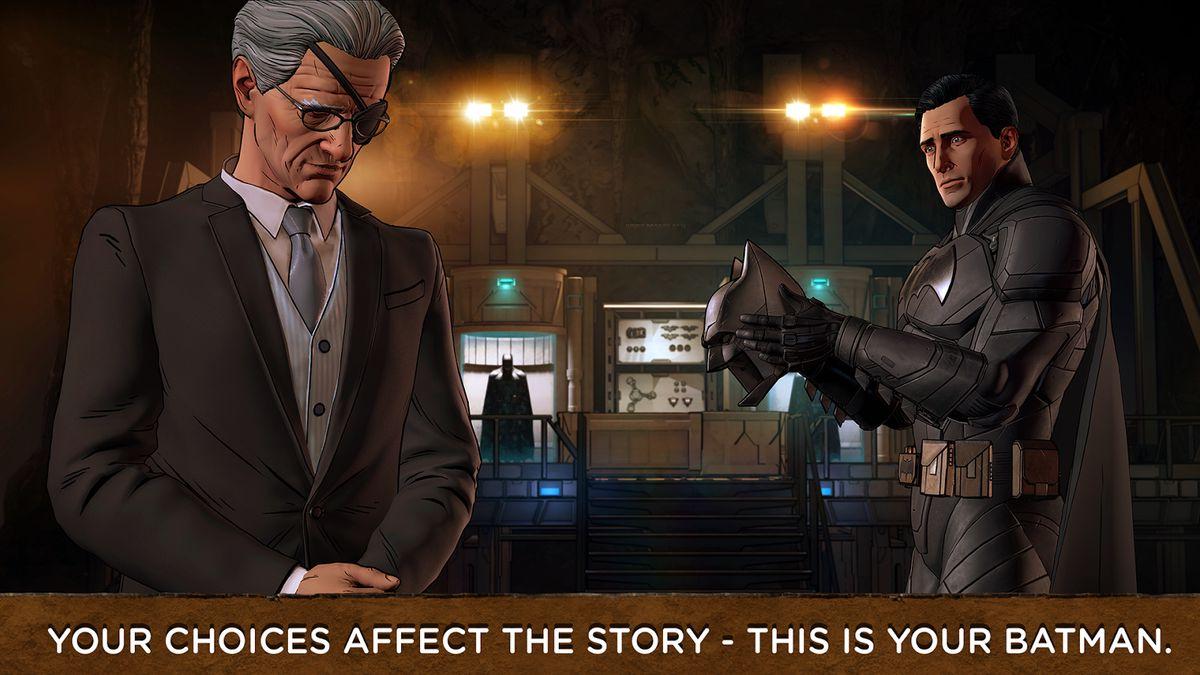 Скачать Batman: The Enemy Within на Андроид — Разблокированная версия screen 3