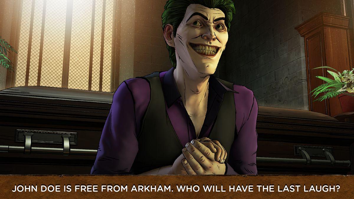 Скачать Batman: The Enemy Within на Андроид — Разблокированная версия screen 4