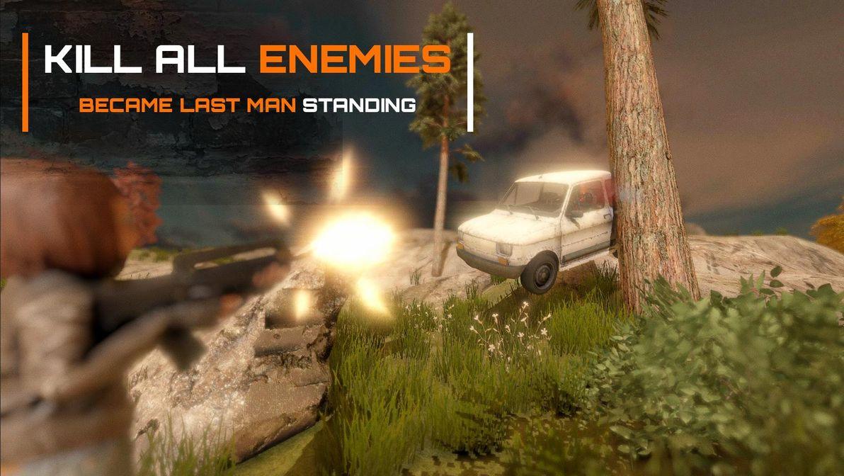Скачать Battle Game Royale на Андроид — Полная версия screen 4