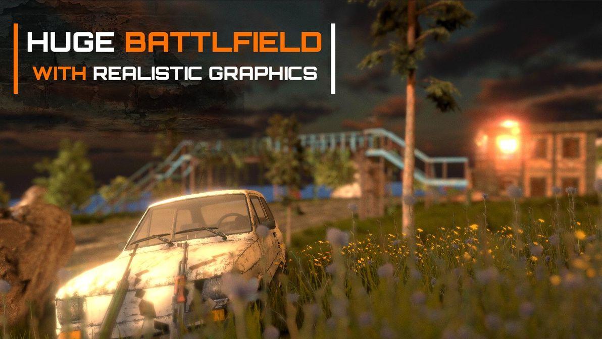 Скачать Battle Game Royale на Андроид — Полная версия screen 1