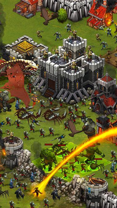 Скачать Битва за Трон на Андроид — Полная версия screen 4