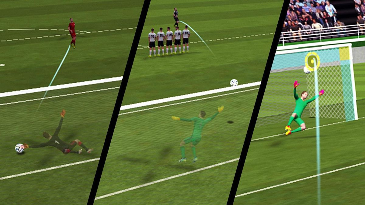 Скачать Football Champions Free Kick League 17 на Андроид screen 4