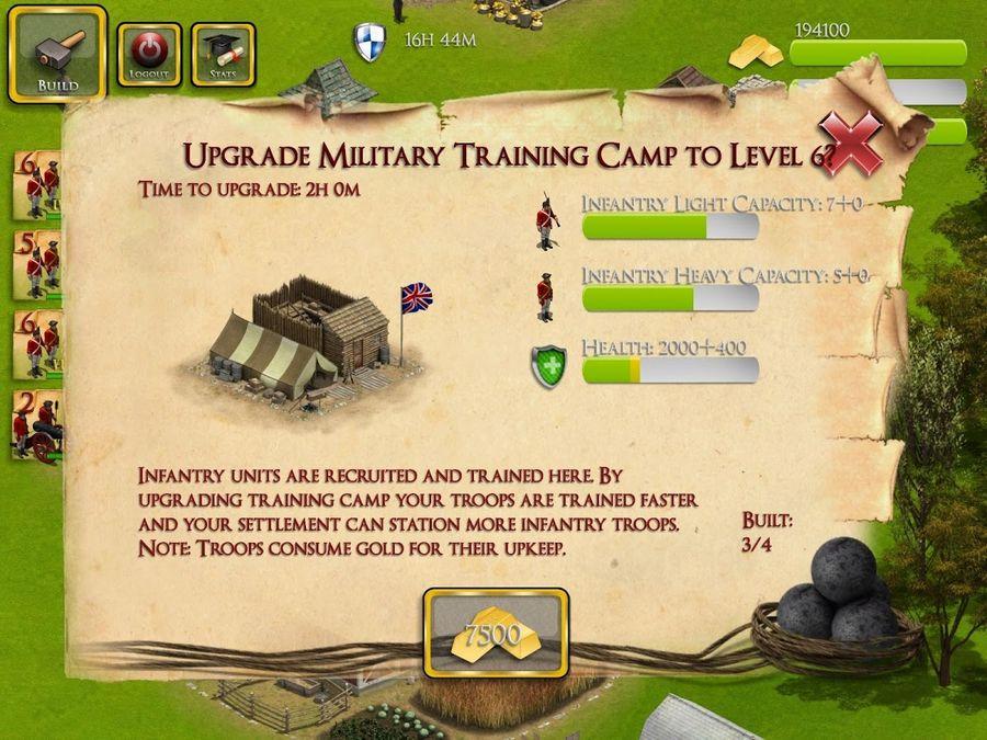Скачать Colonies vs Empire на Андроид — Мод все открыто screen 4