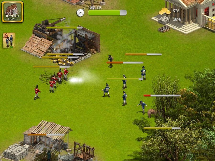 Скачать Colonies vs Empire на Андроид — Мод все открыто screen 1