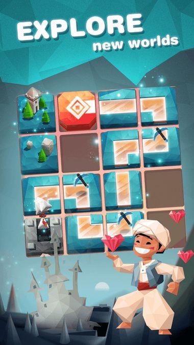 Скачать Dream Puzzle: Unblock the Road на Андроид screen 2