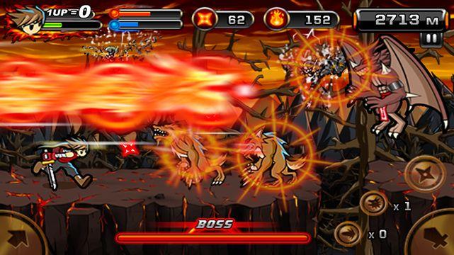 Скачать Дьявол Ниндзя 2 на Андроид — Полная версия screen 3