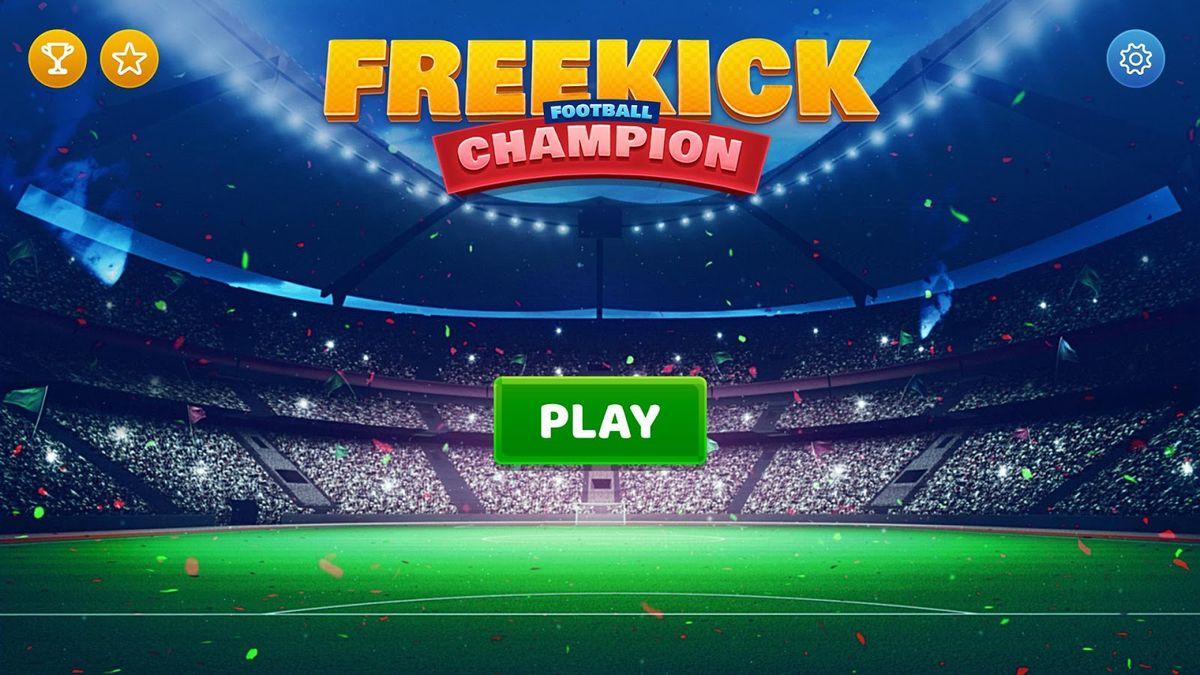 Скачать FreeKick Football World Cup на Андроид screen 4