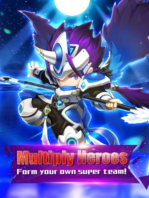 Скачать Heroes of 3 Kingdoms на Андроид — Полная версия screen 4