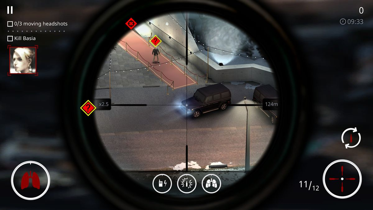 Скачать Hitman Sniper на Андроид — Мод много денег screen 2