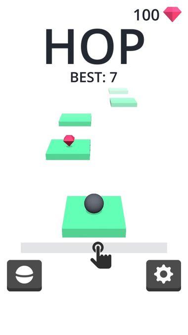 Скачать Hop на Андроид screen 3