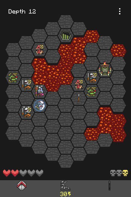 Скачать Hoplite на Андроид — Разблокированная версия screen 2