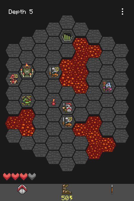 Скачать Hoplite на Андроид — Разблокированная версия screen 3