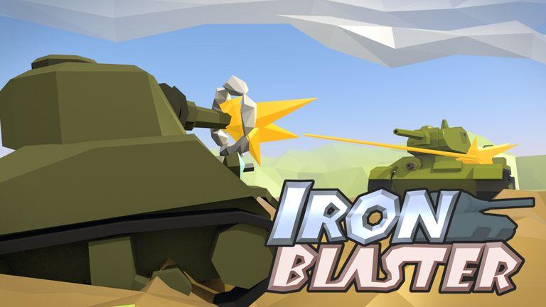 Скачать IronBlaster на Андроид screen 2