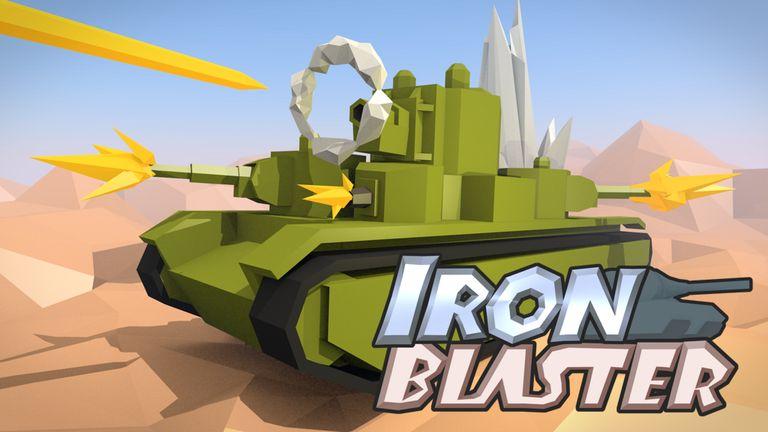 Скачать IronBlaster на Андроид screen 1