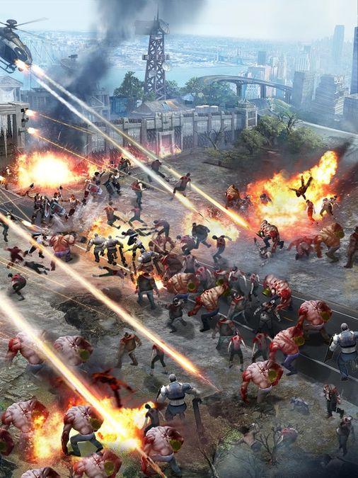 Скачать Last Empire — War Z на Андроид screen 2