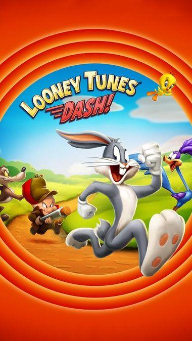 Скачать Looney Tunes Dash! на Андроид — Мод свободные покупки screen 4