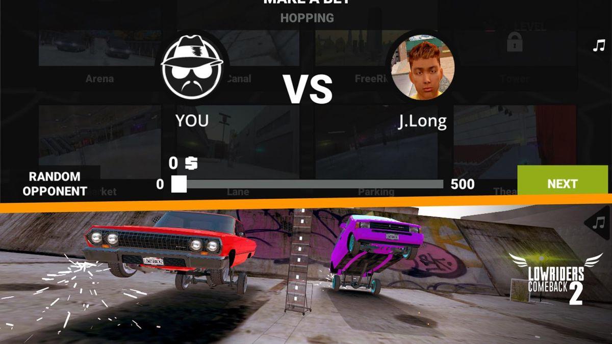 Скачать Lowriders Comeback 2: Cruising на Андроид screen 1