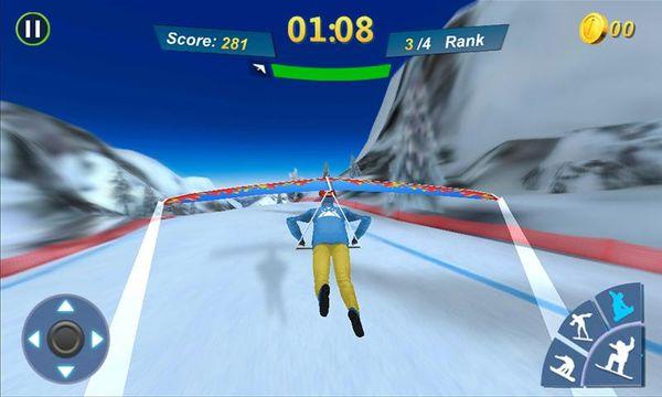 Скачать Мастер сноубординга 3D на Андроид — Русская версия screen 4