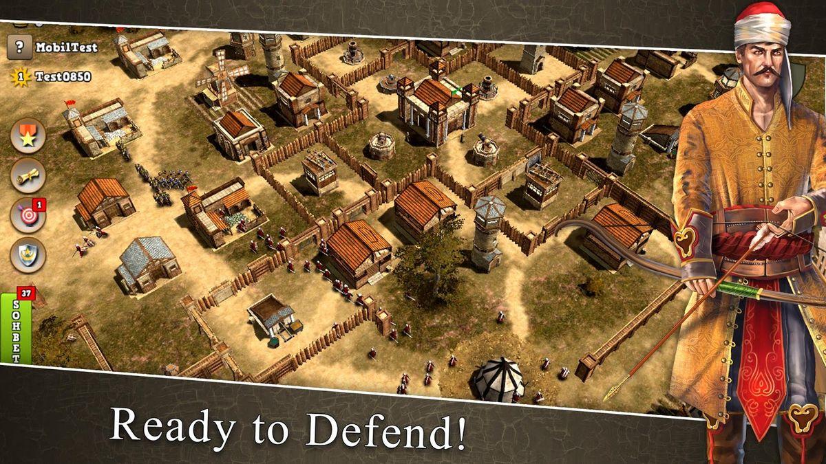 Скачать Ottoman wars на Андроид screen 4
