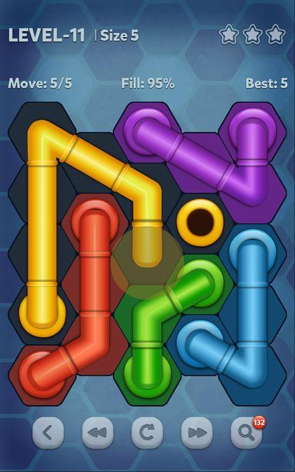Скачать Pipe Lines на Андроид screen 3