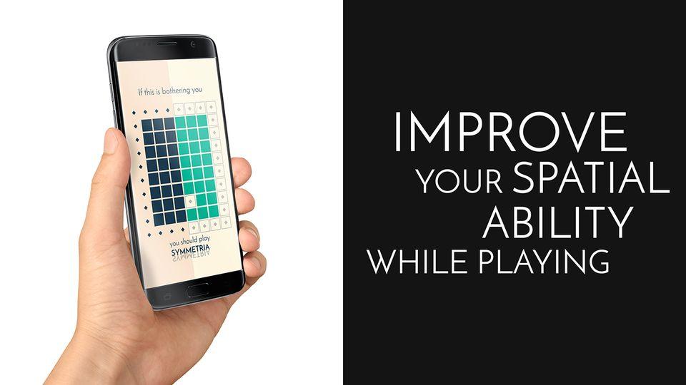 Скачать Симметрия на Андроид — Последняя версия screen 3