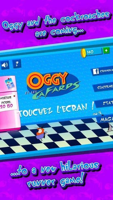 Скачать Oggy на Андроид screen 3