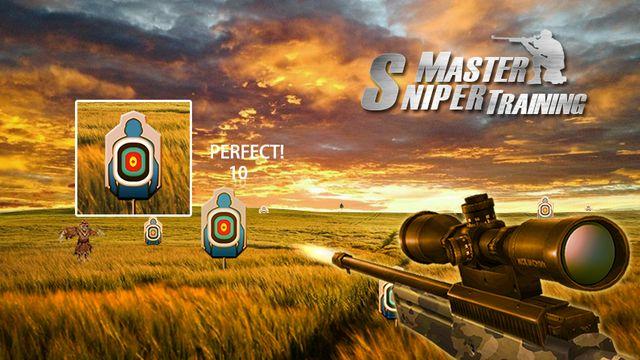 Скачать Sniper master Training на Андроид screen 3