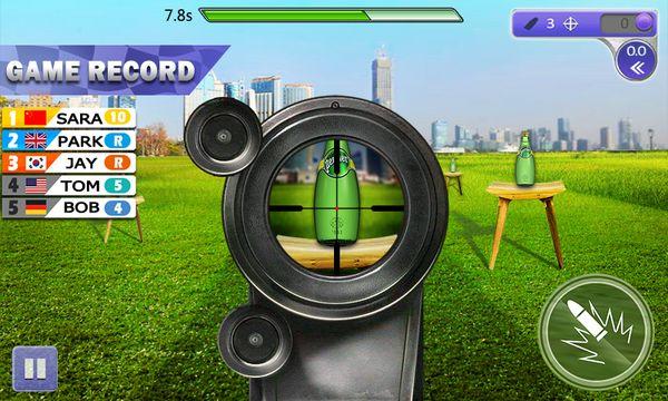 Скачать Sniper master Training на Андроид screen 2