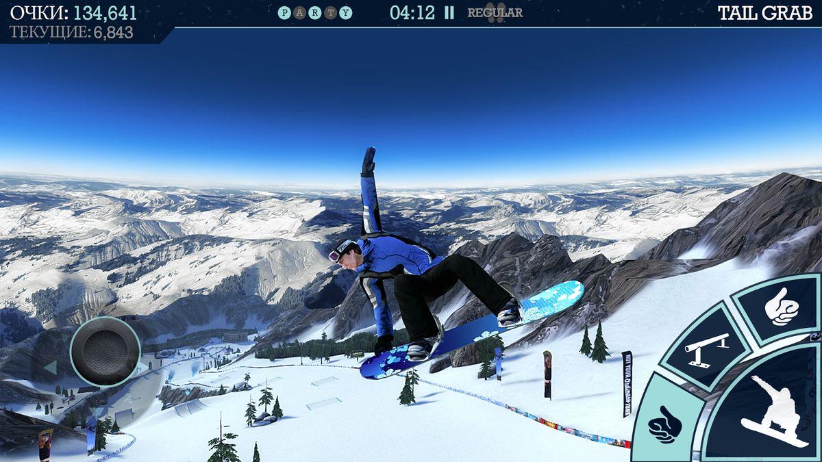 Скачать Snowboard Party на Андроид — Мод все доступно screen 2