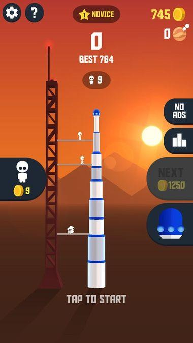 Скачать Space Frontier на Андроид — Оптимизированная версия screen 1