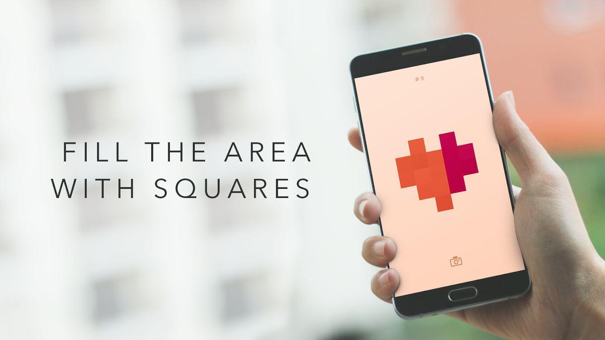 Скачать Square it! на Андроид screen 2