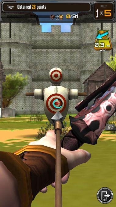 Скачать Стрельба из лука большой матч на Андроид screen 2