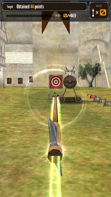 Скачать Стрельба из лука большой матч на Андроид screen 3