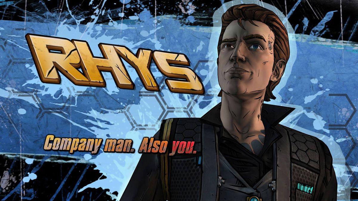 Скачать Tales from the Borderlands на Андроид screen 3