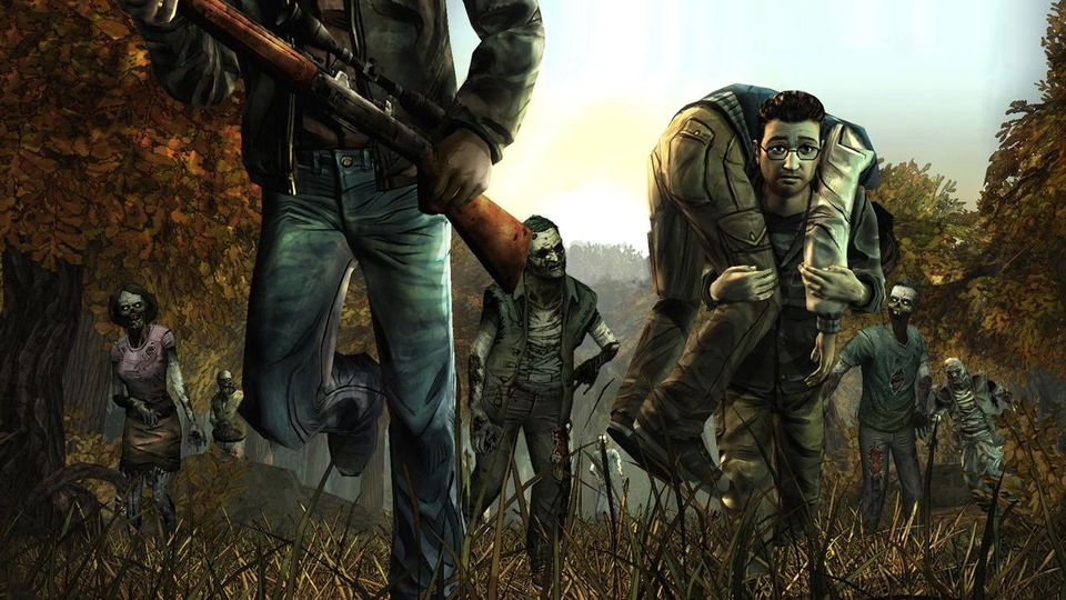 Скачать The Walking Dead: Season One на Андроид screen 4