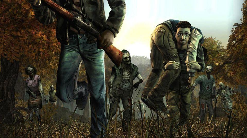 Скачать The Walking Dead: Season One на Андроид screen 4