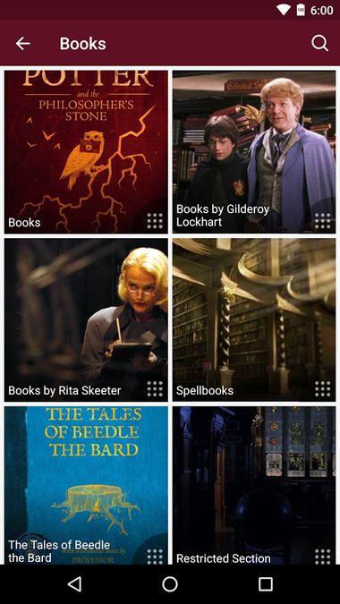 Скачать FANDOM for: Harry Potter на Андроид screen 4