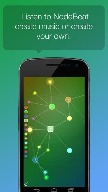 Скачать NodeBeat на Андроид — Последняя версия screen 3