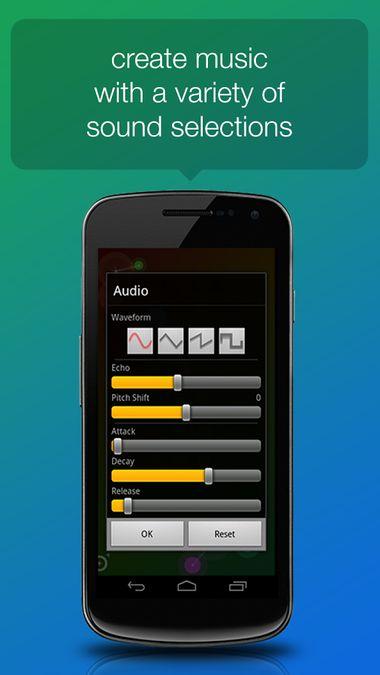 Скачать NodeBeat на Андроид — Последняя версия screen 2